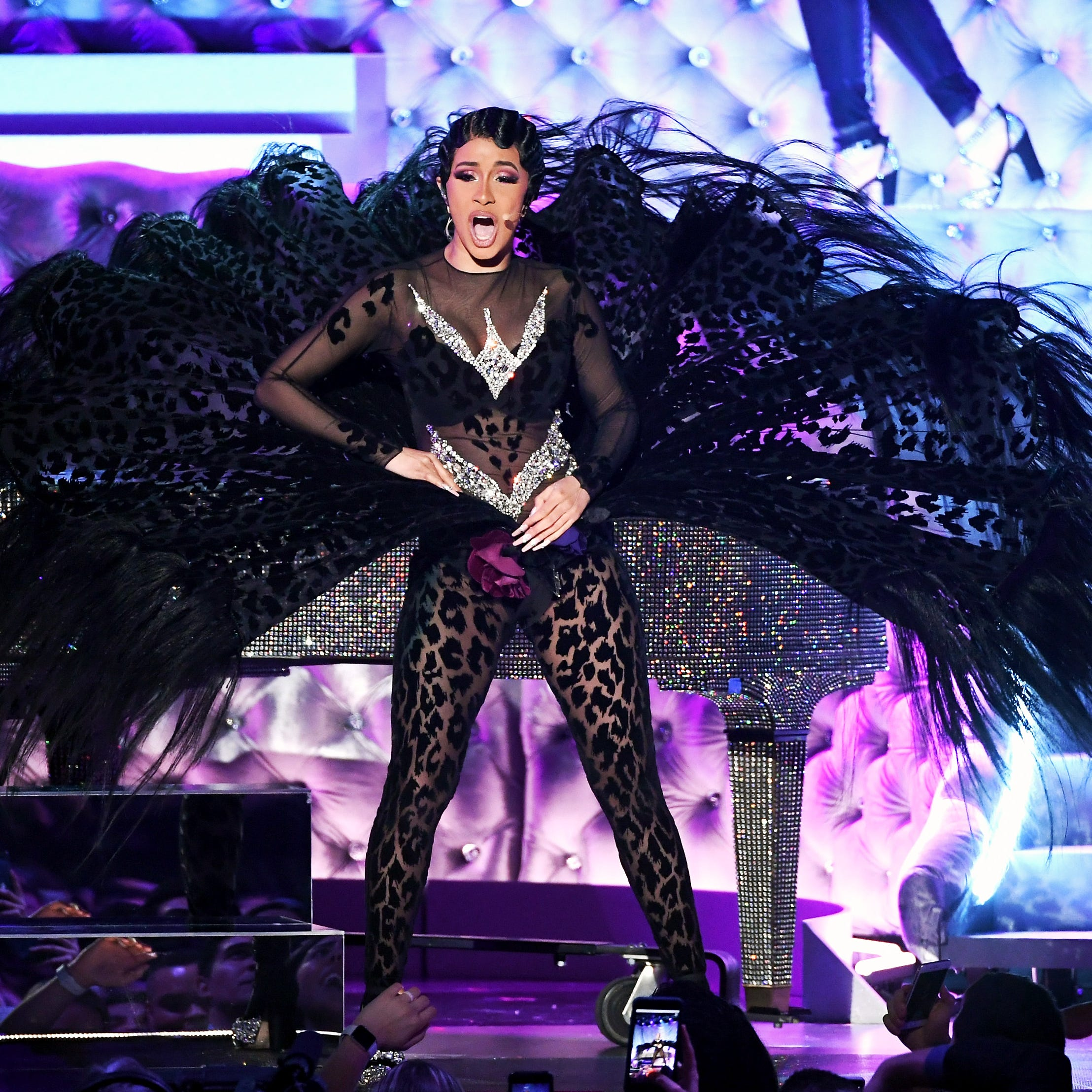 Lady Gaga, Cardi B, Aerosmith: The biggest stars in Las Vegas this summer