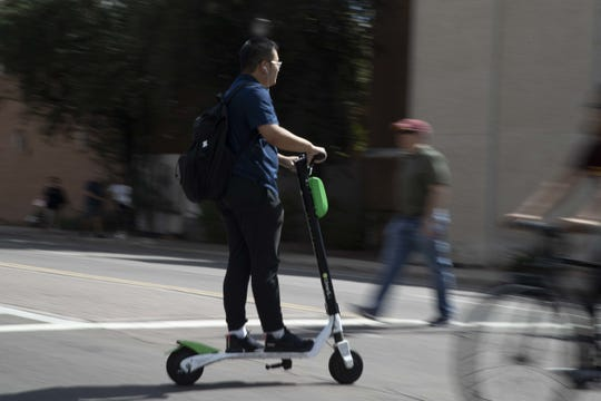 Senate Bill 1398 aims to create definitions for scooters with a maximum speed of 10 miles per hour and those with a maximum speed of 20 miles per hour.