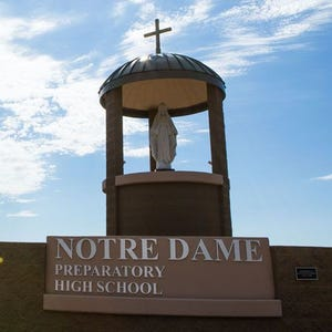 A 16-year-old male student was identified by Notre Dame Prep school officials on Thursday as the person who had sold another student fentanyl-laced opioids, Scottsdale police said.
