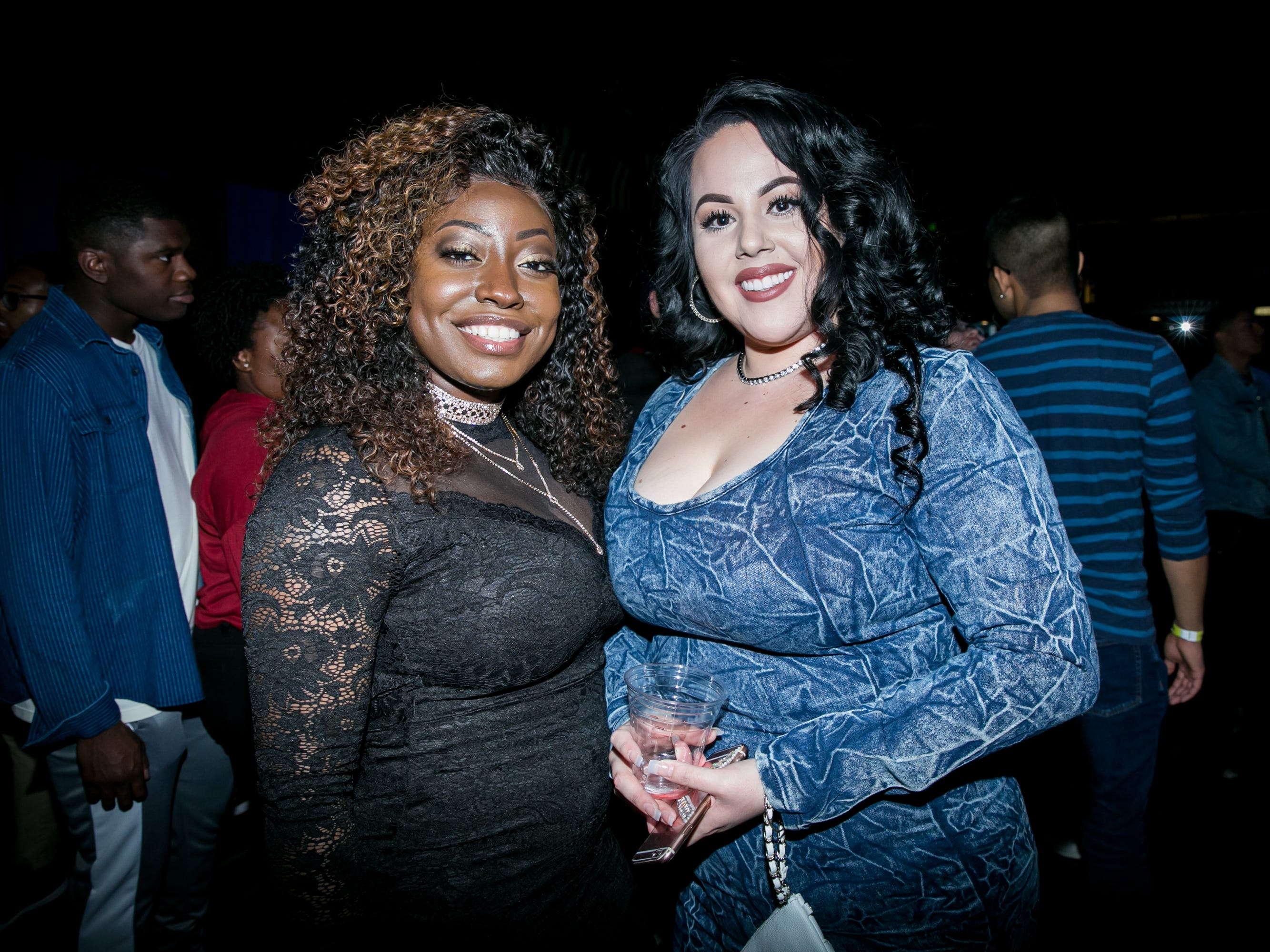They were in their feelings during Drake Night: Fake Real Love at the Van Buren on Feb. 9, 2019.