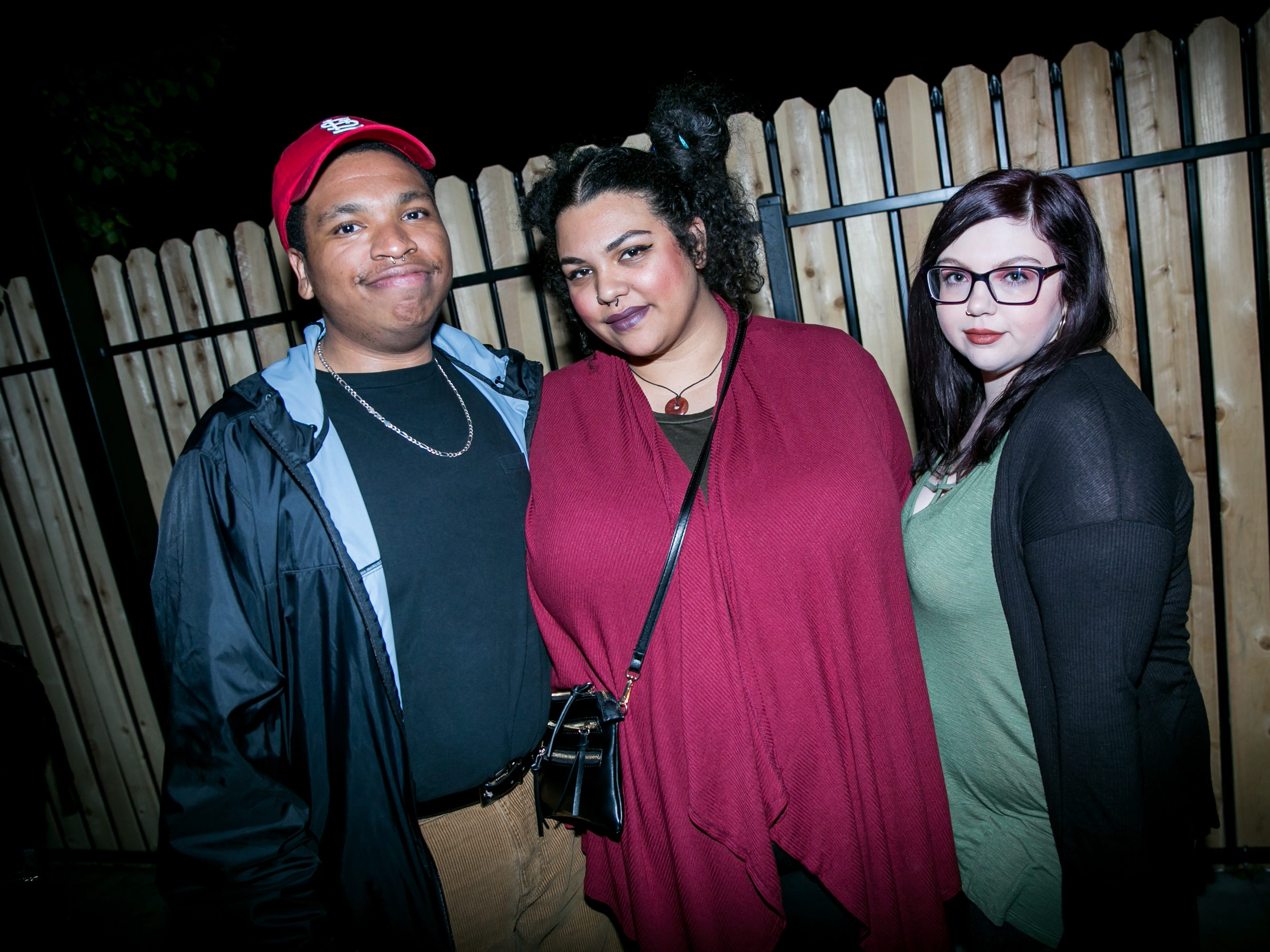 It took some finesse during Drake Night: Fake Real Love at the Van Buren on Feb. 9, 2019.