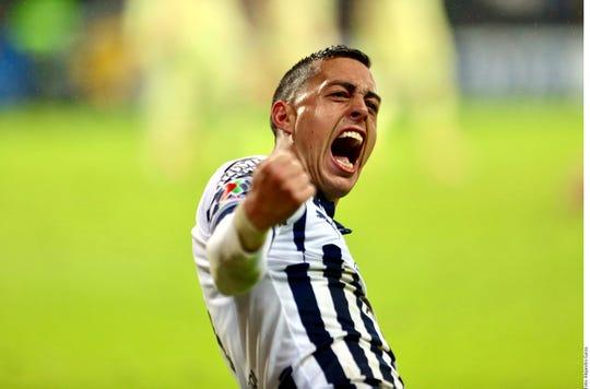 Rayados de Monterrey será el representante de Concacaf en el Mundial de Clubes.