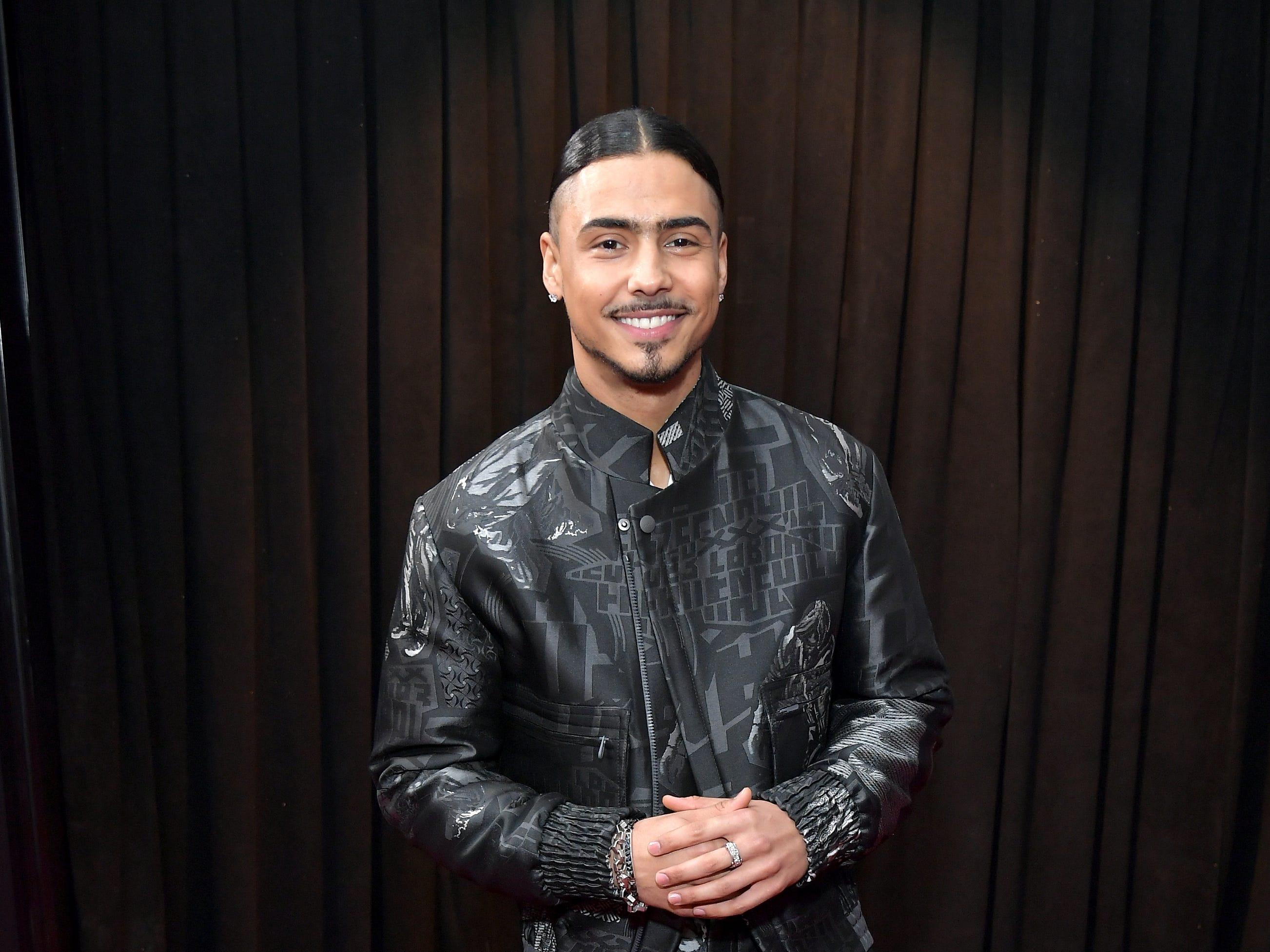 Quincy asiste a la 61ª edición de los premios GRAMMY en el Staples Center el 10 de febrero de 2019 en Los Ángeles, California.