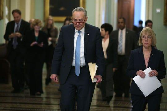 Demócratas y republicanos siguen sin ponerse de acuerdo en seguridad fronteriza.