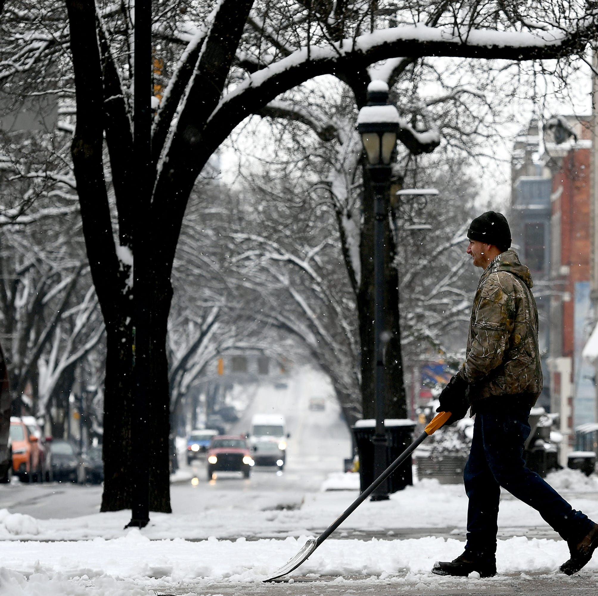 Winter storm: All York County school districts, city offices closed Wednesday