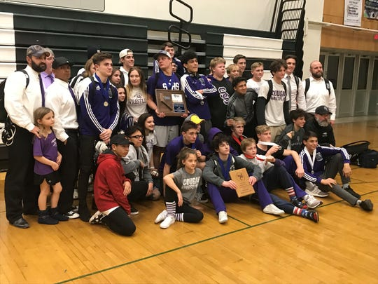 Spanish Springs won its second straight 4A state and Regional titles this year.