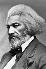 Frederick Douglass visited Richmond for the last time on Sept. 2, 1880, and was applauded by the local populace.