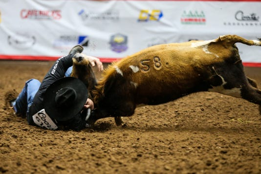 San Angelo Stock Show Rodeo Sunday Feb 10 2019