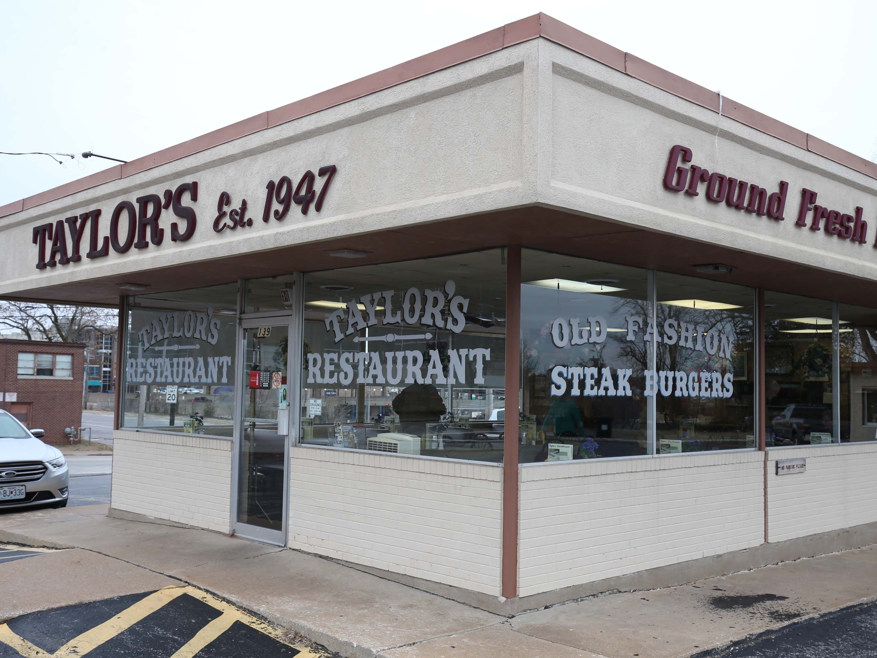 Taylor's Drive In has been continuously operating at the corner of Trafficway and South Benton Avenue since it opened in 1947. While it has changed owners a few times one thing hasn't change, they still only accept cash for payment.