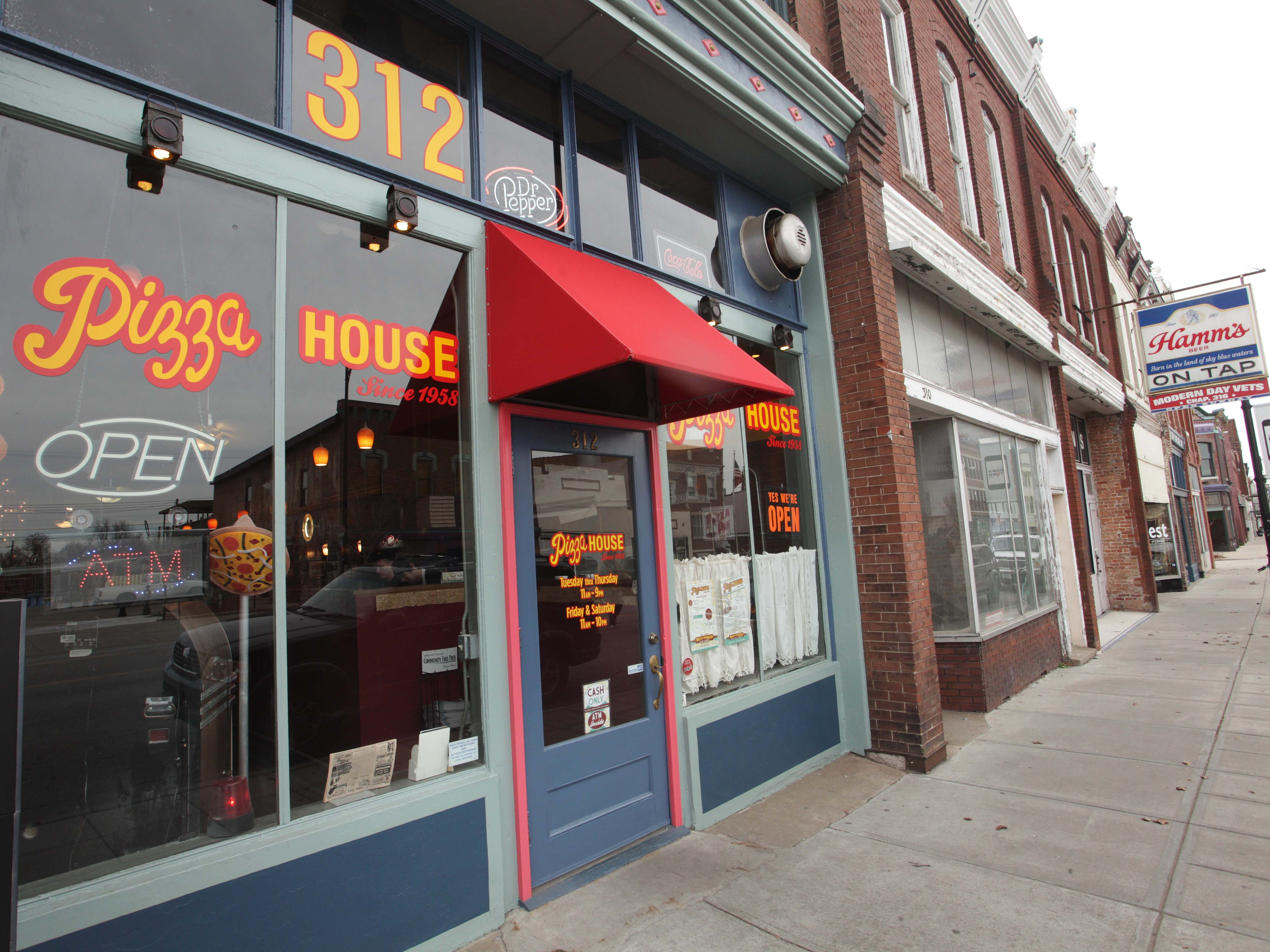 Pizza House recently celebrated it 60th anniversary. The iconic Springfield pizza restaurant first opened its doors on Oct. 13, 1958. While the original restaurant was located on South Glenstone Avenue, it moved to Commercial Street after a landlord dispute in 2008.