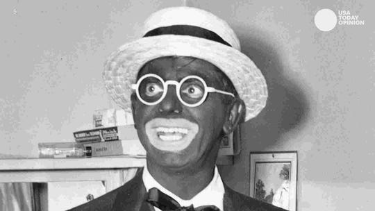 In Springfield, a city where three black men were lynched on the square in 1906, the use of blackface by white performers was a regular part of the Kiwanis Minstrel Show through 1964.