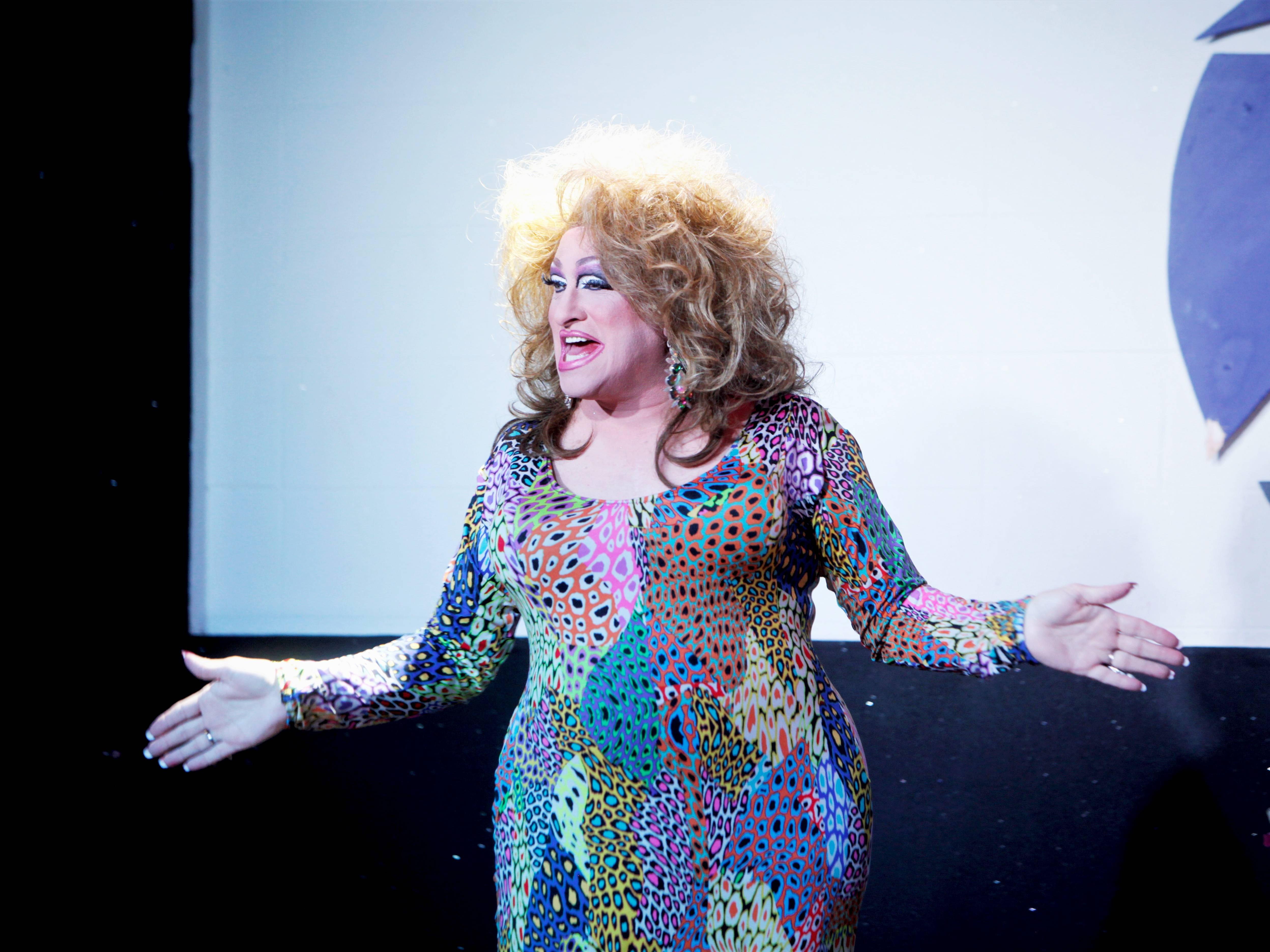 Ruby Diamond hosts Drag Queen Charity Bingo Feb. 10 at Fuzion.