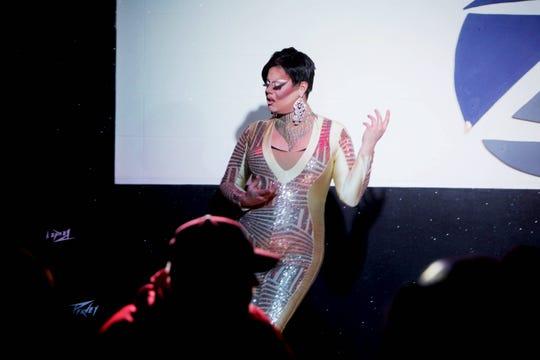 Lavena Kay performs Feb. 10 at Fuzion.