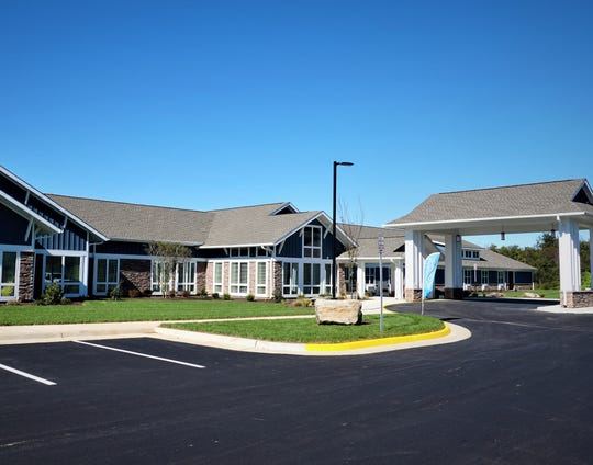 The Retreat at Berryville. A new facility, much like this, is under construction in Augusta County, that will serve the Fishersville and Stuarts Draft areas.