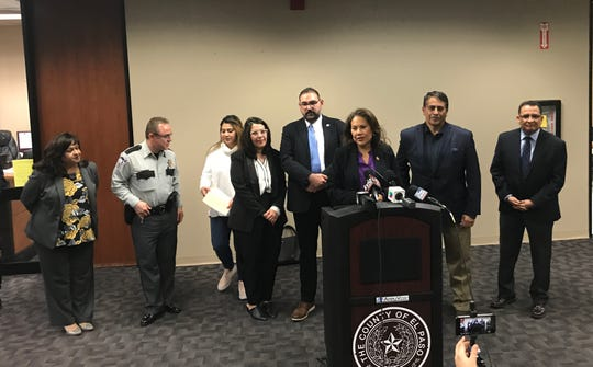 U.S. Rep. Veronica Escobar says President Donald Trump should get to know the real El Paso.