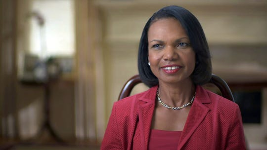 """Former Secretary of State Condoleezza Rice is featured in the 2018 PBS documentary """"American Creed,"""" which will serve as inspiration for a six-part series of events at Nyack Public Library between February and August. The film considers the idea that, even in a politically divided age, there are things that unite all Americans, an American creed."""