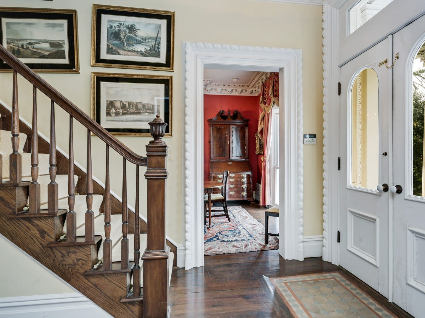 Pretty Penny, a historic home on North Broadway, is set to be sold at auction later this month.