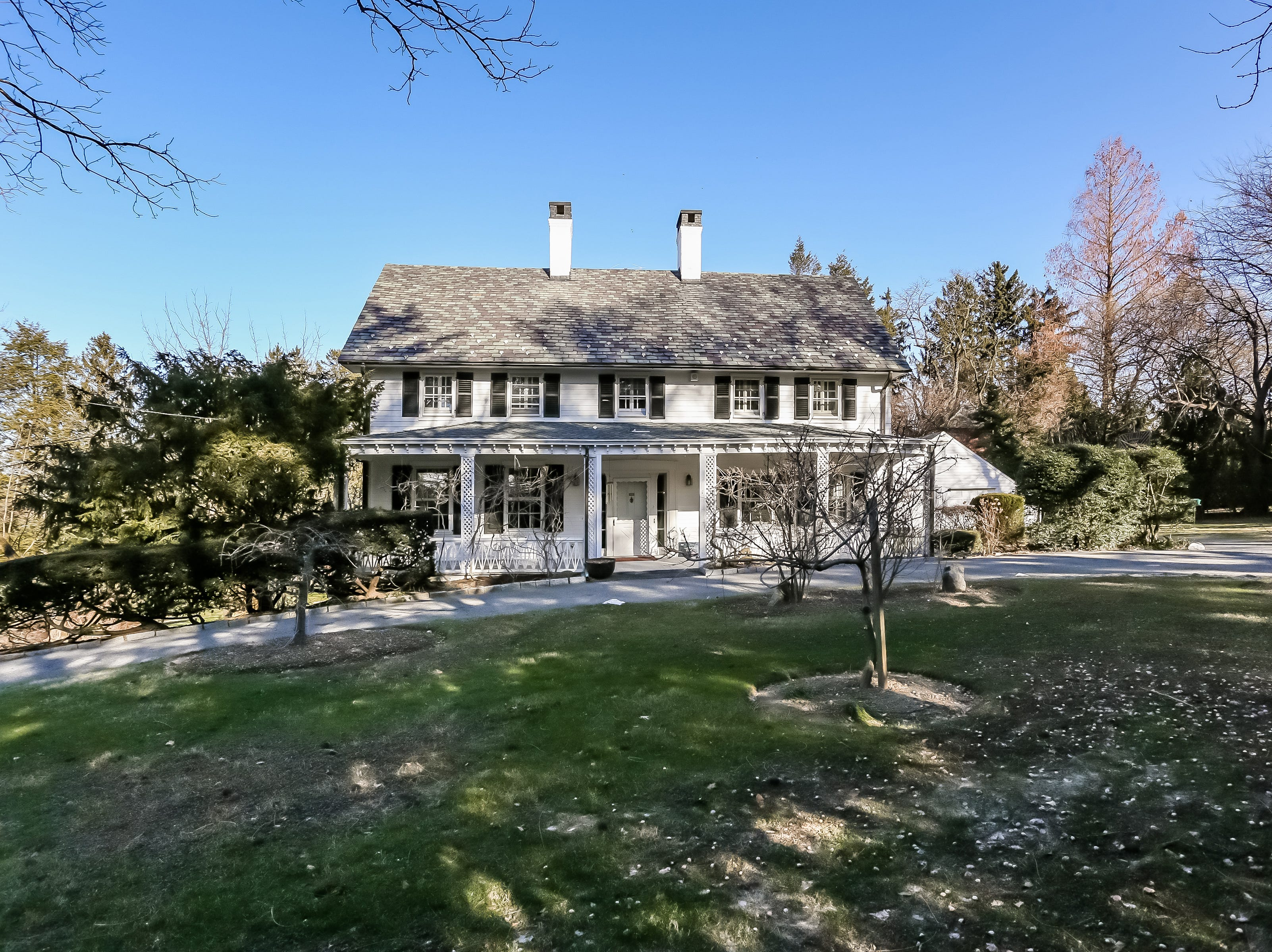 One of Scarsdale's oldest houses, on the market for $1.5M, has a colorful history