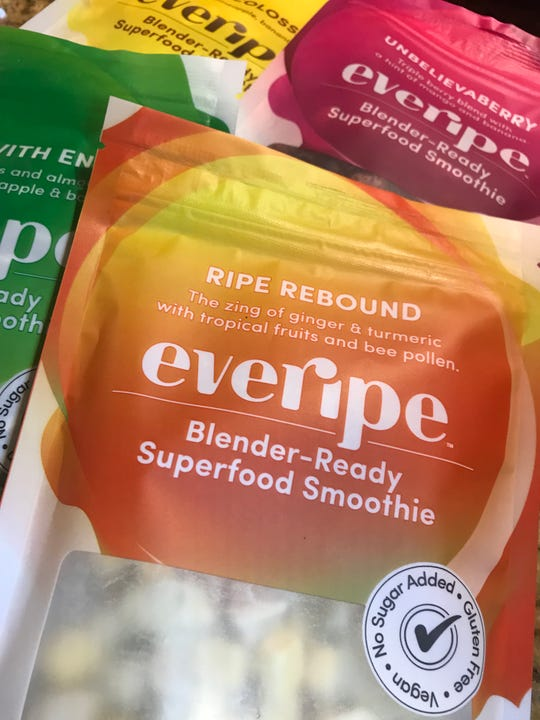 Everipe flavors are vegan and gluten-free.