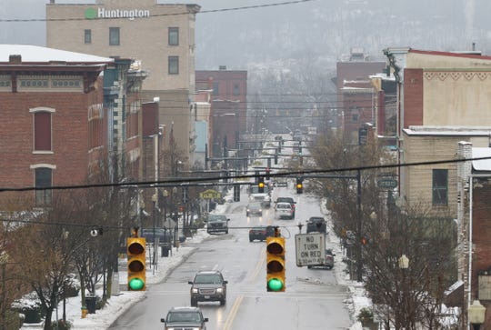 The City of Zanesville is considering a plan to install a public WiFi network in downtown Zanesville