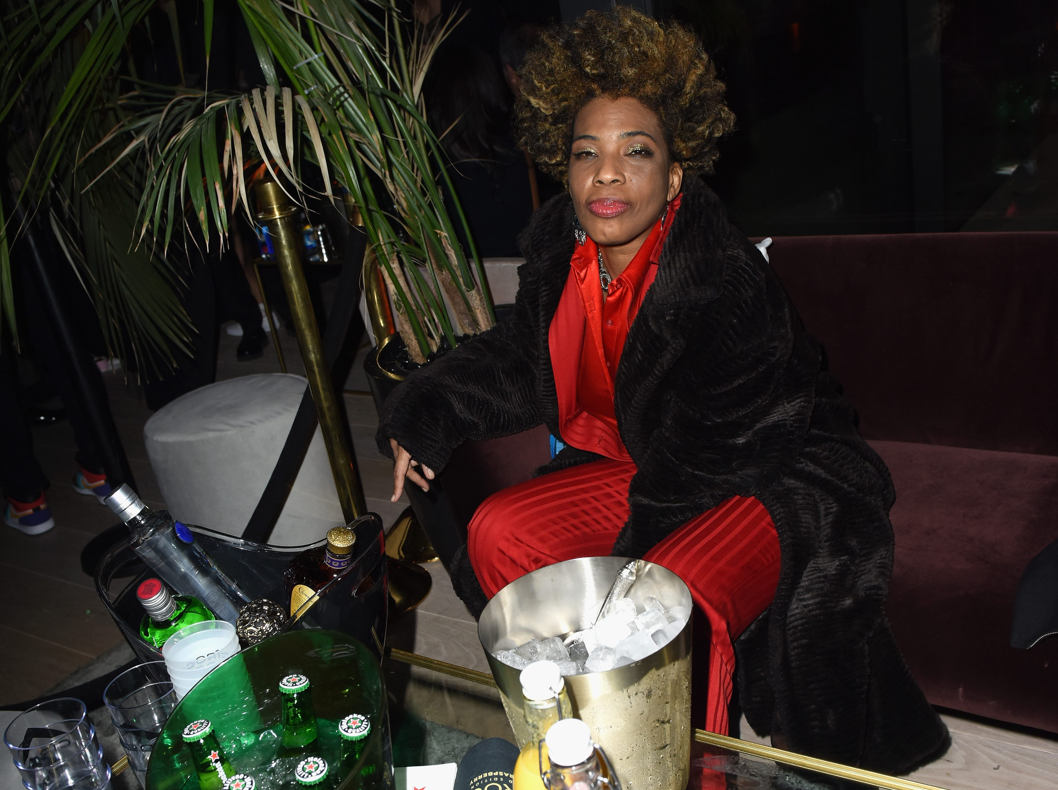 BEVERLY HILLS, CA - FEBRUARY 10: Macy Gray at Republic Records Grammy after party at Spring Place Beverly Hills on February 10, 2019 in Beverly Hills, California.  (Photo by Vivien Killilea/Getty Images for Republic Records) ORG XMIT: 775294839 ORIG FILE ID: 1097857092