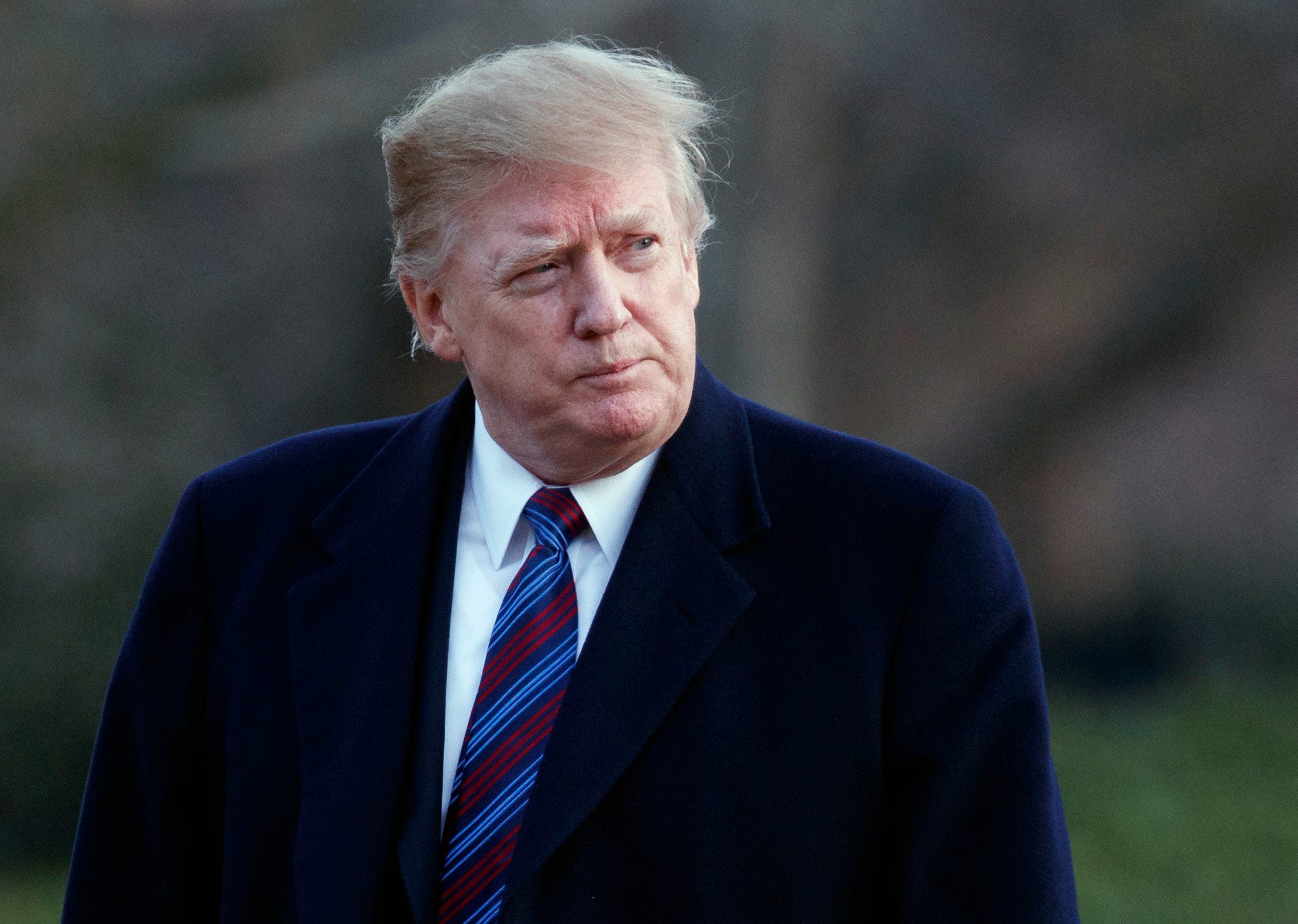 Another government shutdown? Trump says that's 'up to the Democrats'