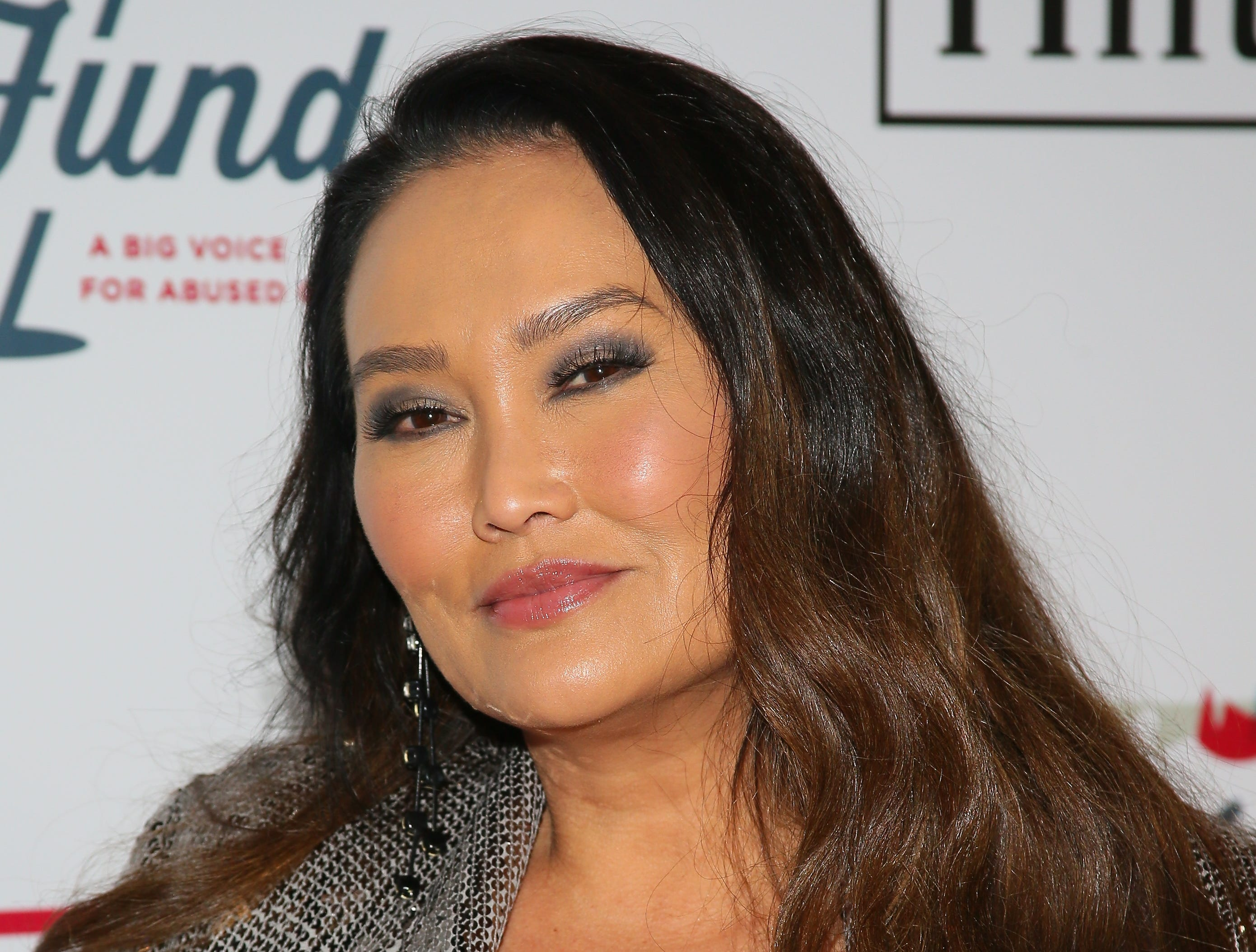 LOS ANGELES, CALIFORNIA - FEBRUARY 10: Tia Carrere attends Steven Tyler's GRAMMY Awards after party benefiting Janie's Fund held at Raleigh Studios on February 10, 2019 in Los Angeles, California. (Photo by Jean Baptiste Lacroix/Getty Images) ORG XMIT: 775295983 ORIG FILE ID: 1097768376