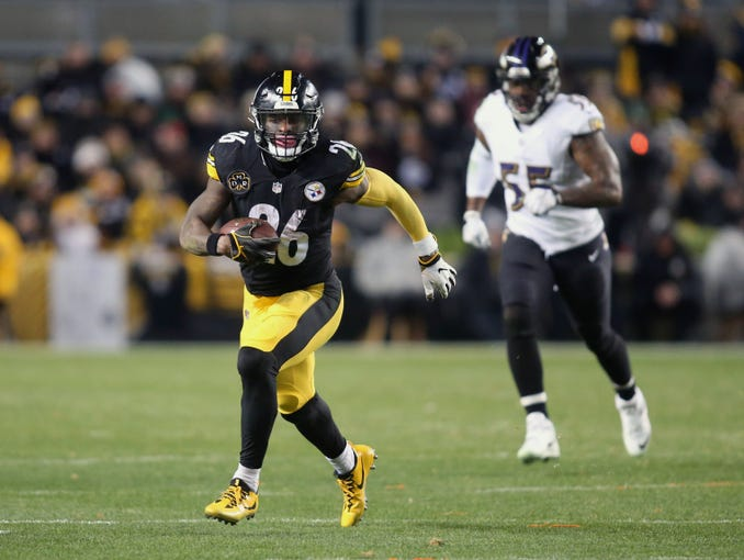 1. Le'Veon Bell, RB, Steelers: Agreed to deal with Jets