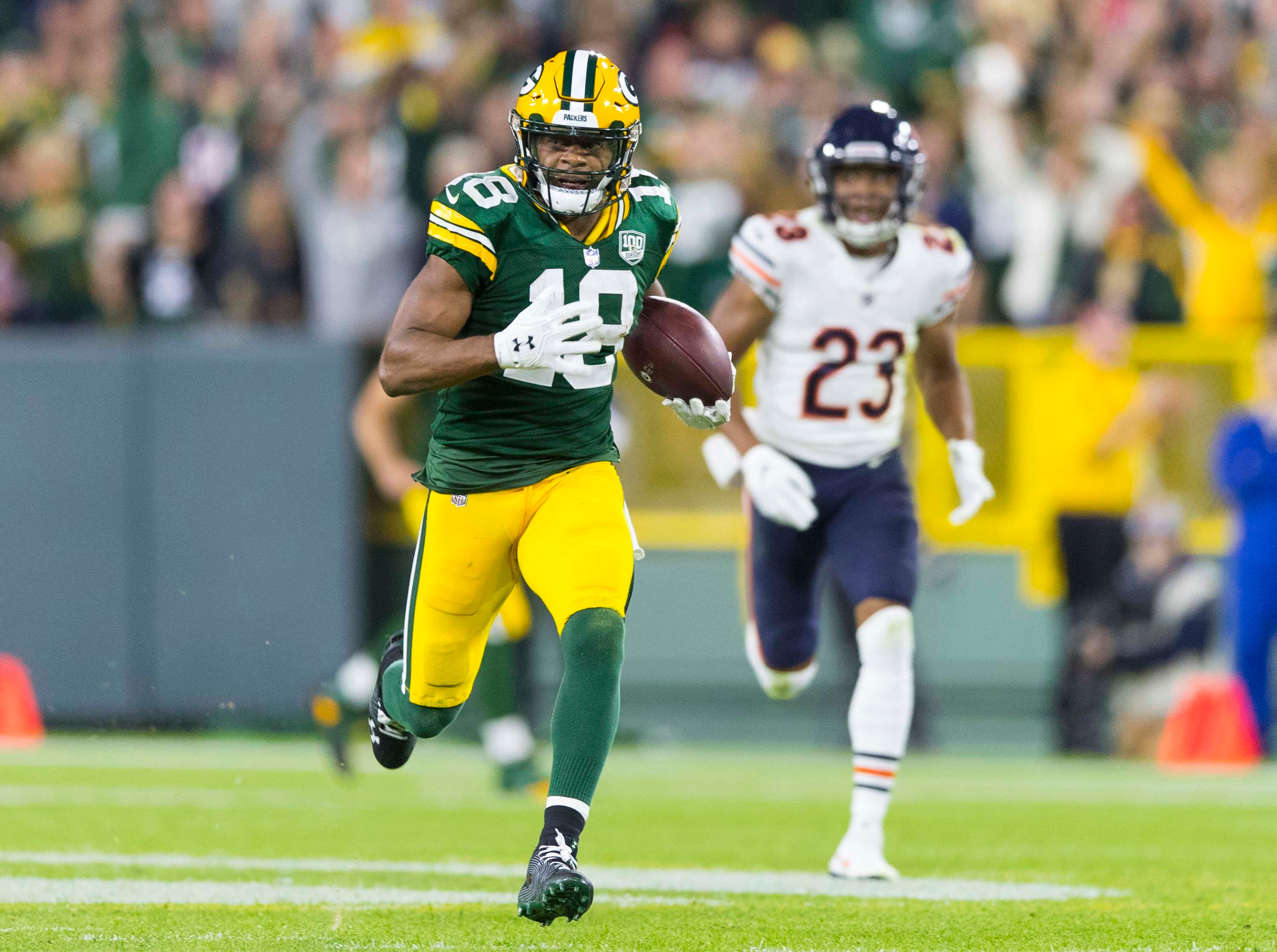 NR: Randall Cobb, WR, Packers: Agreed to deal with Cowboys