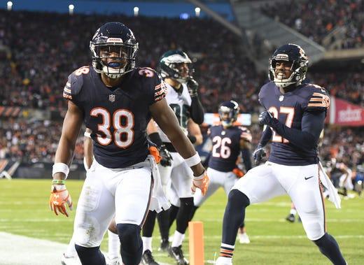 NR: Adrian Amos, S, Bears