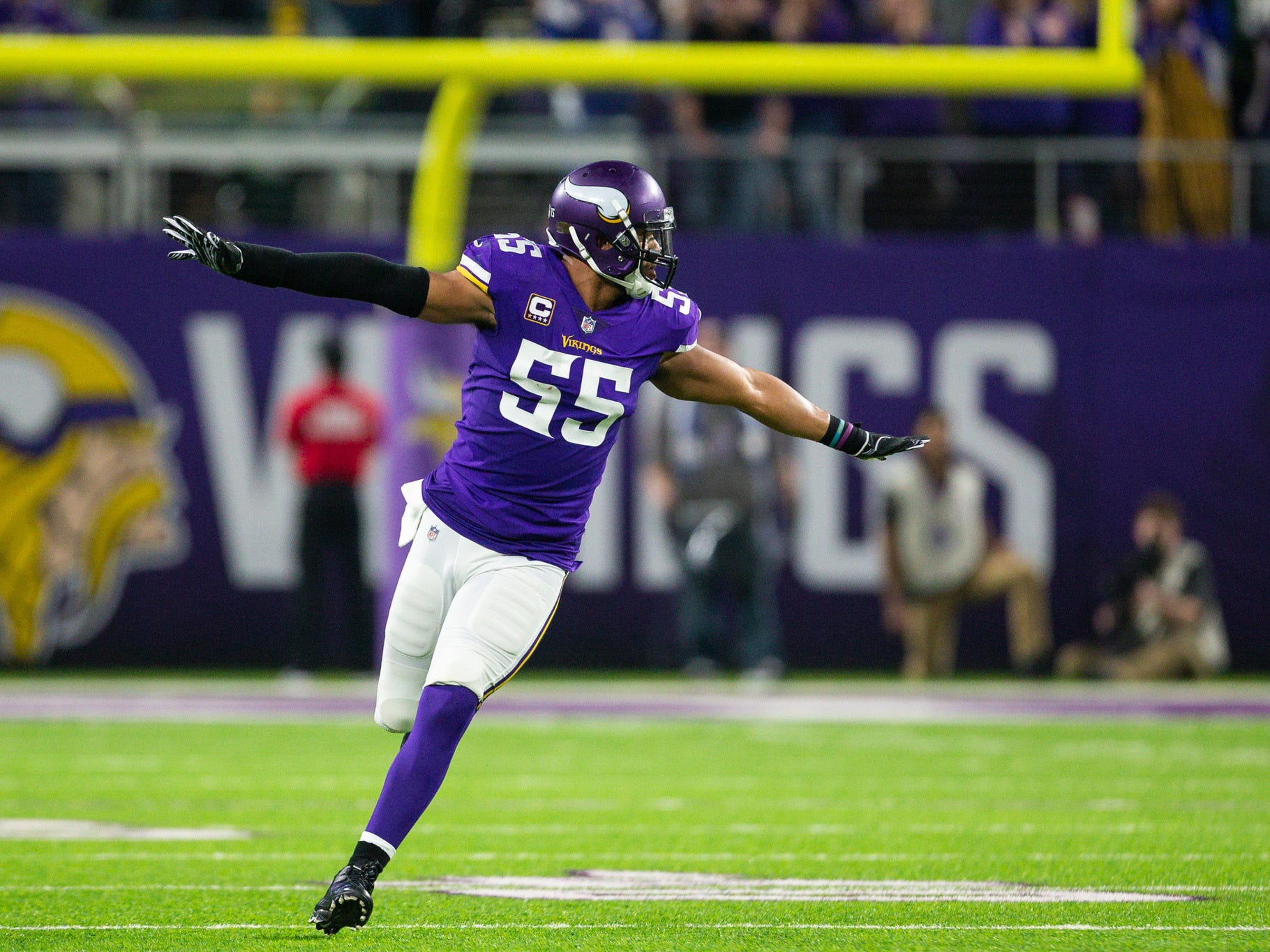 16. Anthony Barr, LB, Vikings: Agreed to deal with Vikings
