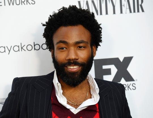 Donald Glover was nowhere to be found at Sunday's Grammy awards