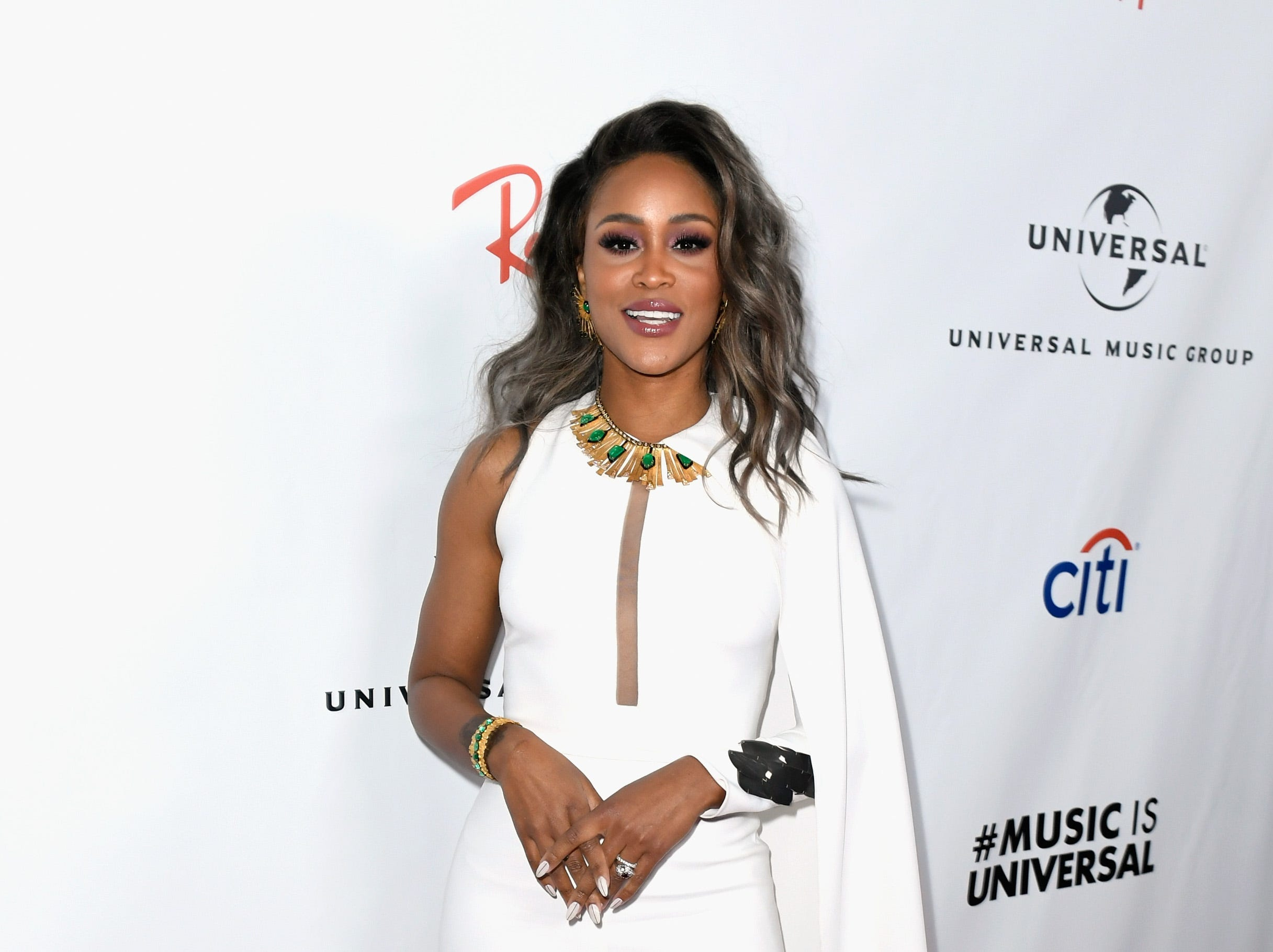 LOS ANGELES, CA - FEBRUARY 10: Eve attends Universal Music Group's 2019 After Party Presented by Citi Celebrates The 61st Annual Grammy Awards on February 9, 2019 in Los Angeles, California.  (Photo by Timothy Norris/Getty Images for for Universal Music Group ) ORG XMIT: 775289866 ORIG FILE ID: 1097767224