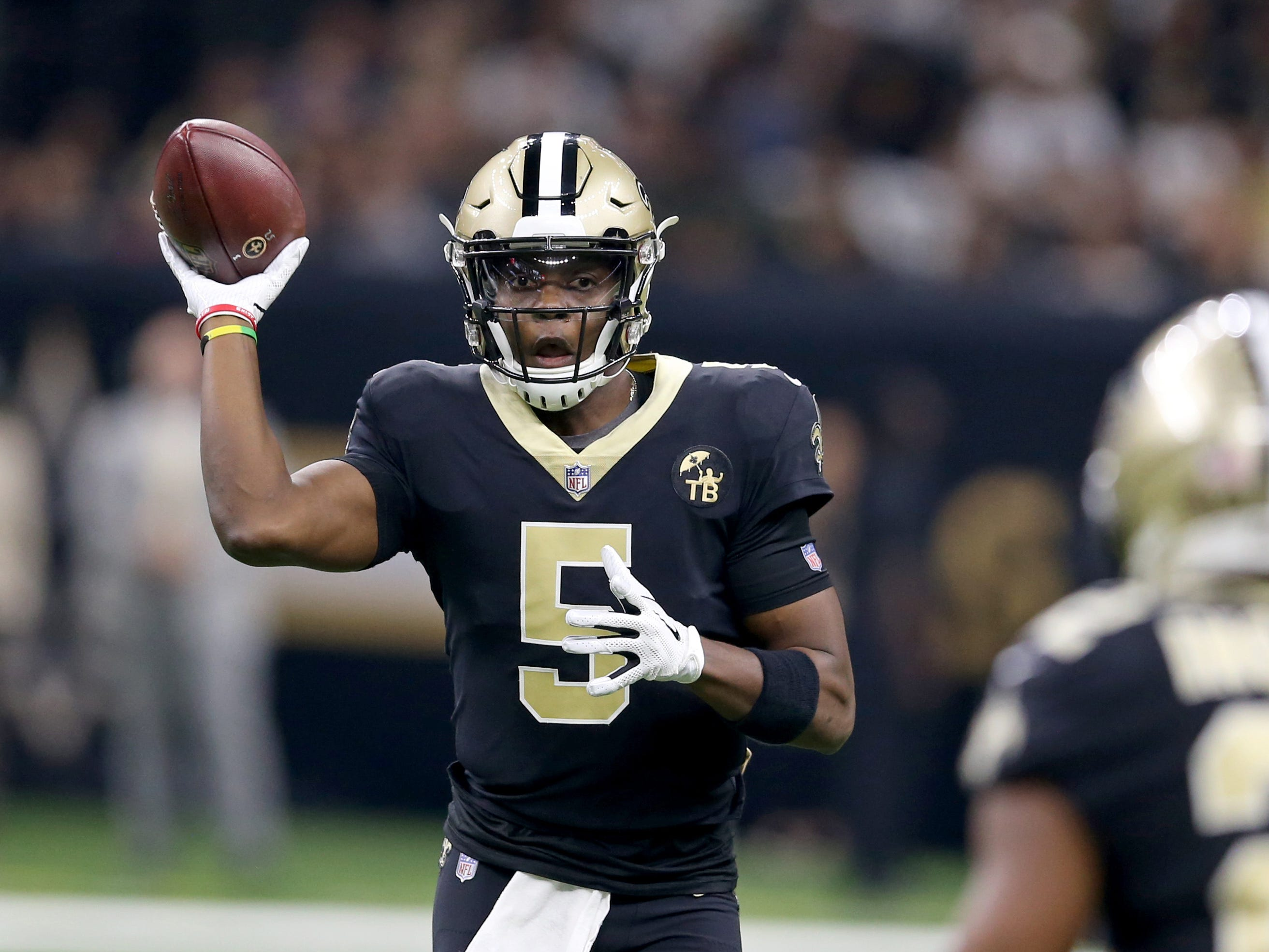 20. Teddy Bridgewater, QB, Saints: Agreed to deal with Saints