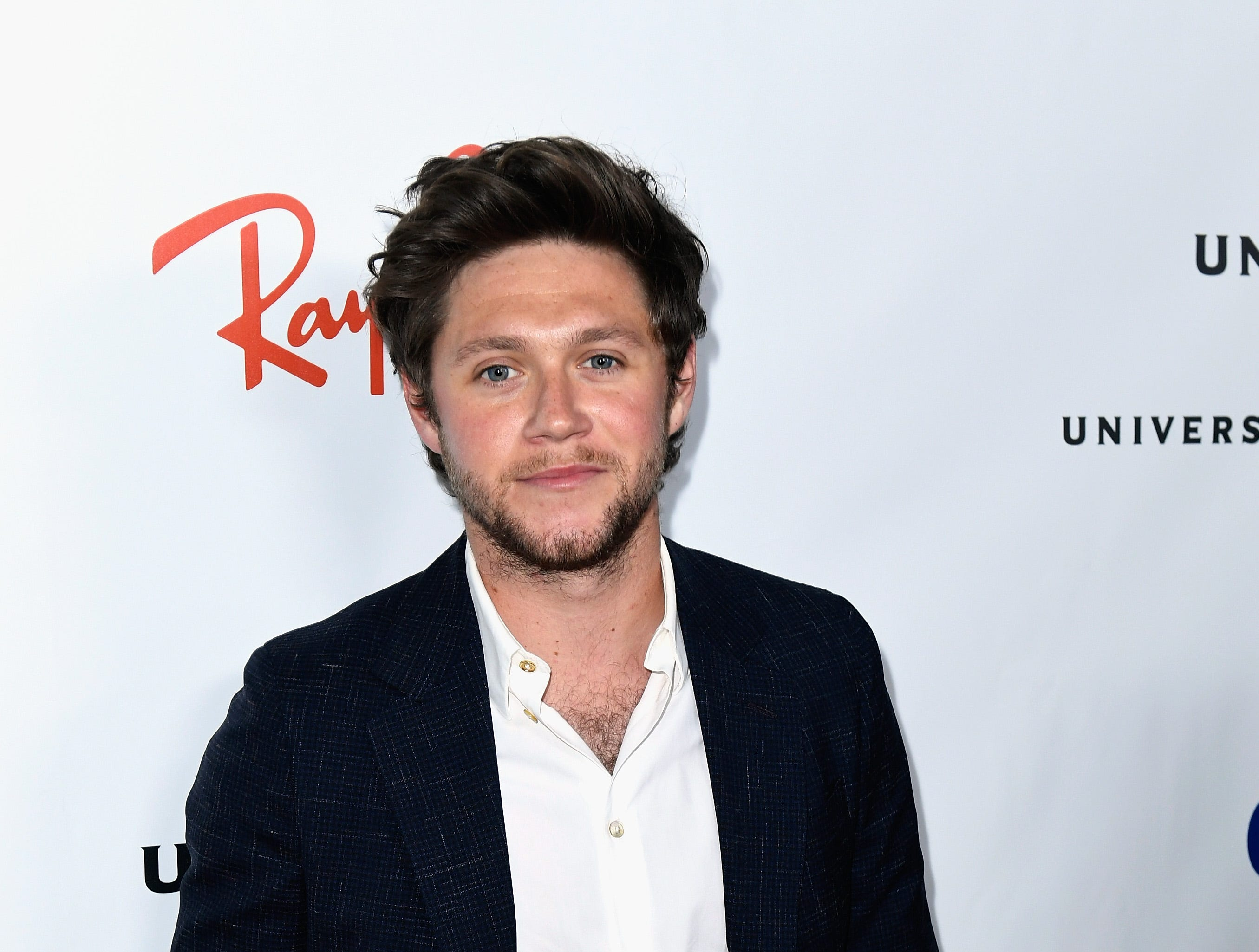 LOS ANGELES, CA - FEBRUARY 10:  Niall Horan attends Universal Music Group's 2019 After Party Presented by Citi Celebrates The 61st Annual Grammy Awards on February 9, 2019 in Los Angeles, California.  (Photo by Timothy Norris/Getty Images for for Universal Music Group ) ORG XMIT: 775289866 ORIG FILE ID: 1097767466
