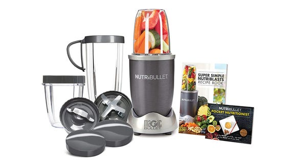 Ready for smoothies to be a daily ritual? You'll need a good blender like this one first.