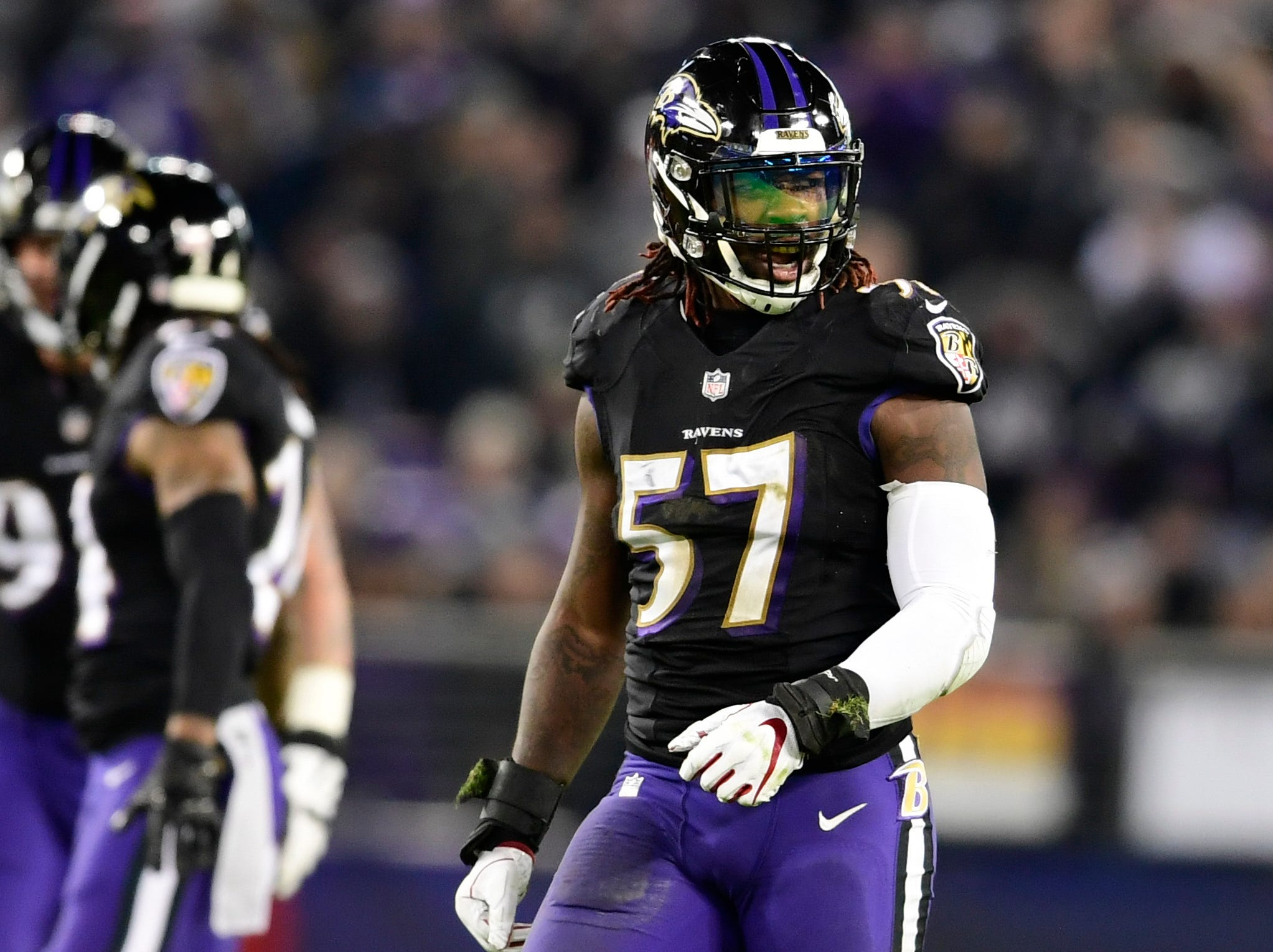 5. C.J. Mosley, ILB, Ravens: Agreed to deal with Jets