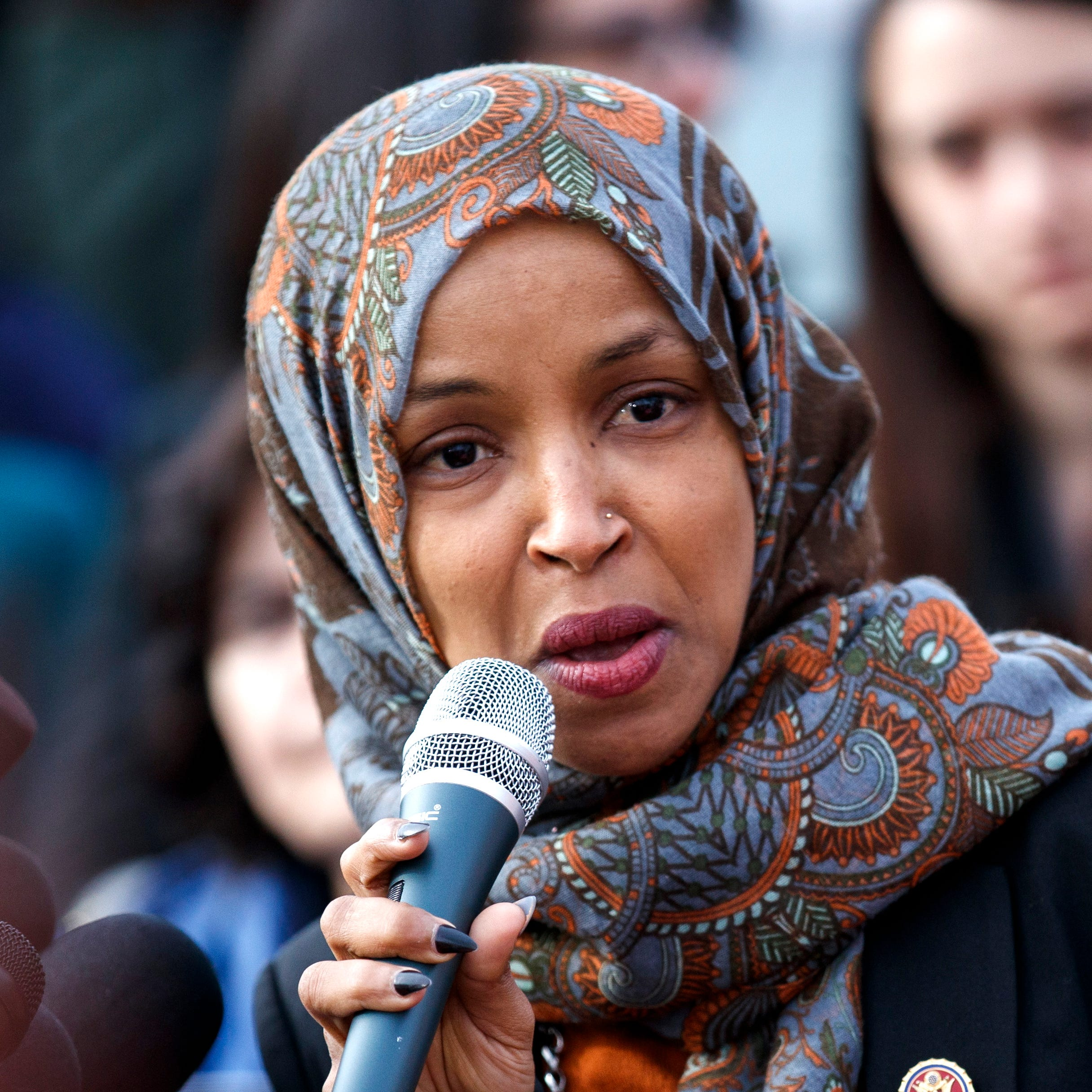 Shame on Muslim congresswoman for spewing anti-Israeli hatred: Letter