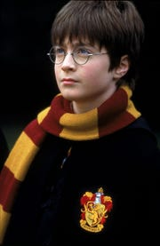 Daniel Radcliffe started as Harry Potter when he was only 12.