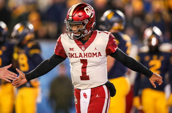 Kyler Murray could be a star at the combine.