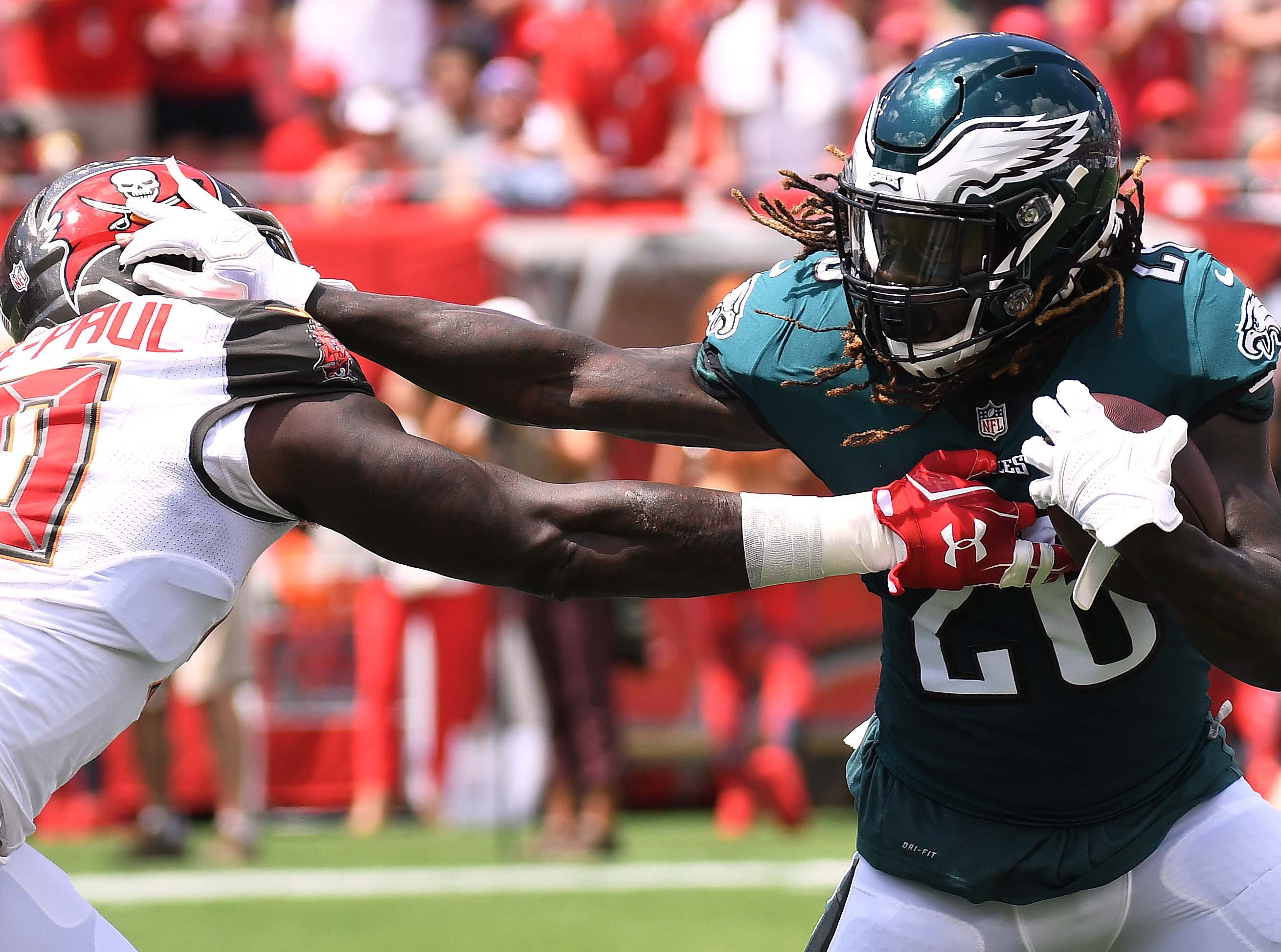 NR: Jay Ajayi, RB, Eagles