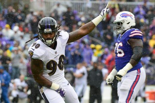 Not ranked: Za'Darius Smith, OLB, Ravens