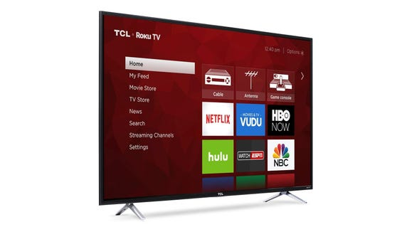 You don't need to empty your bank account to enjoy 4K TV at home.