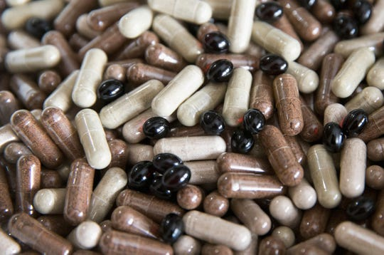 The FDA announced Monday that it's modernizing its oversight of the dietary supplements industry.