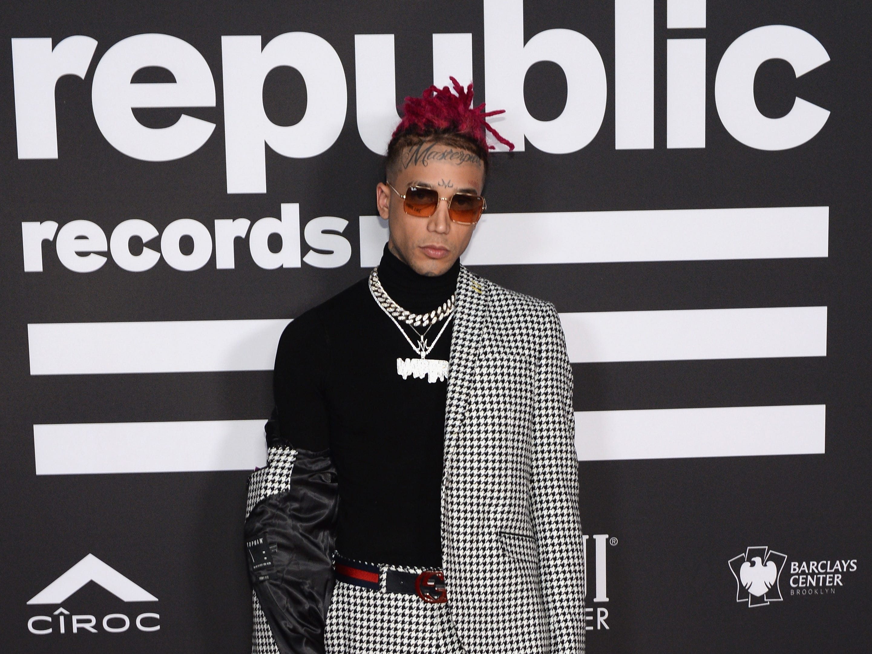 Kid Buu attends Republic Records Grammy after party on Feb. 10, 2019 in Beverly Hills, Calif.