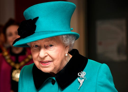 My How Time Flies Queen Elizabeth At 50 >> Brexit The Queen Has An Escape Plan But How Bad Will It Really Get