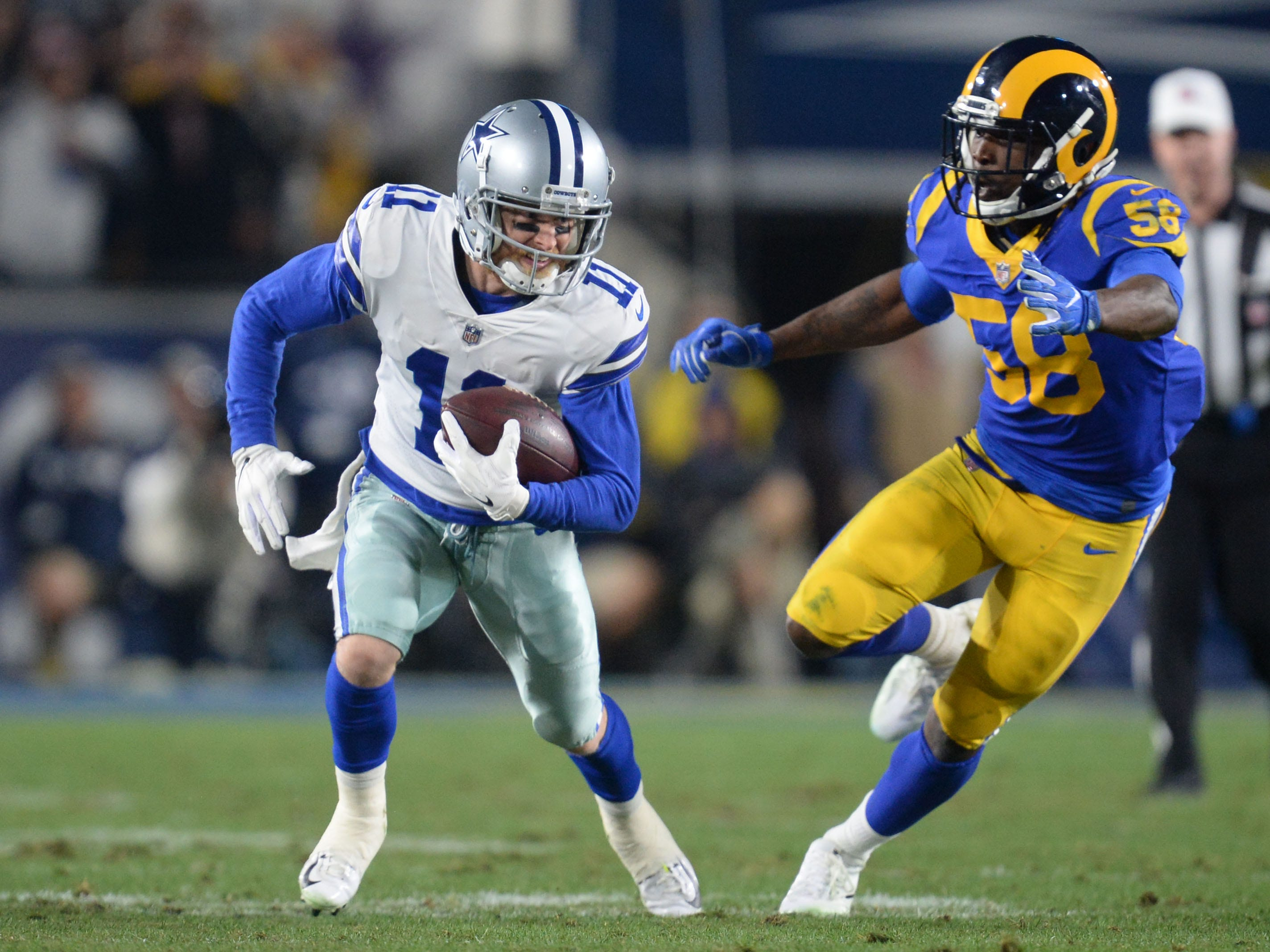 NR: Cole Beasley, WR, Cowboys: Agreed to deal with Bills