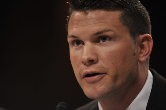 Pete Hegseth is currently a Fox News host.
