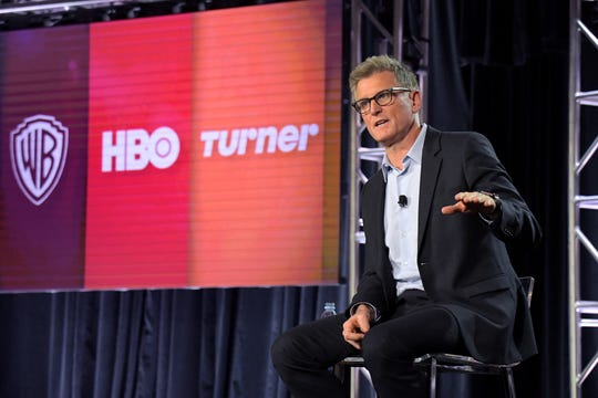 Kevin Reilly, the TBS and TNT president who will oversee content for WarnerMedia's new streaming service, gave the first glimpse of plans for it at the Television Critics Association Feb. 11.