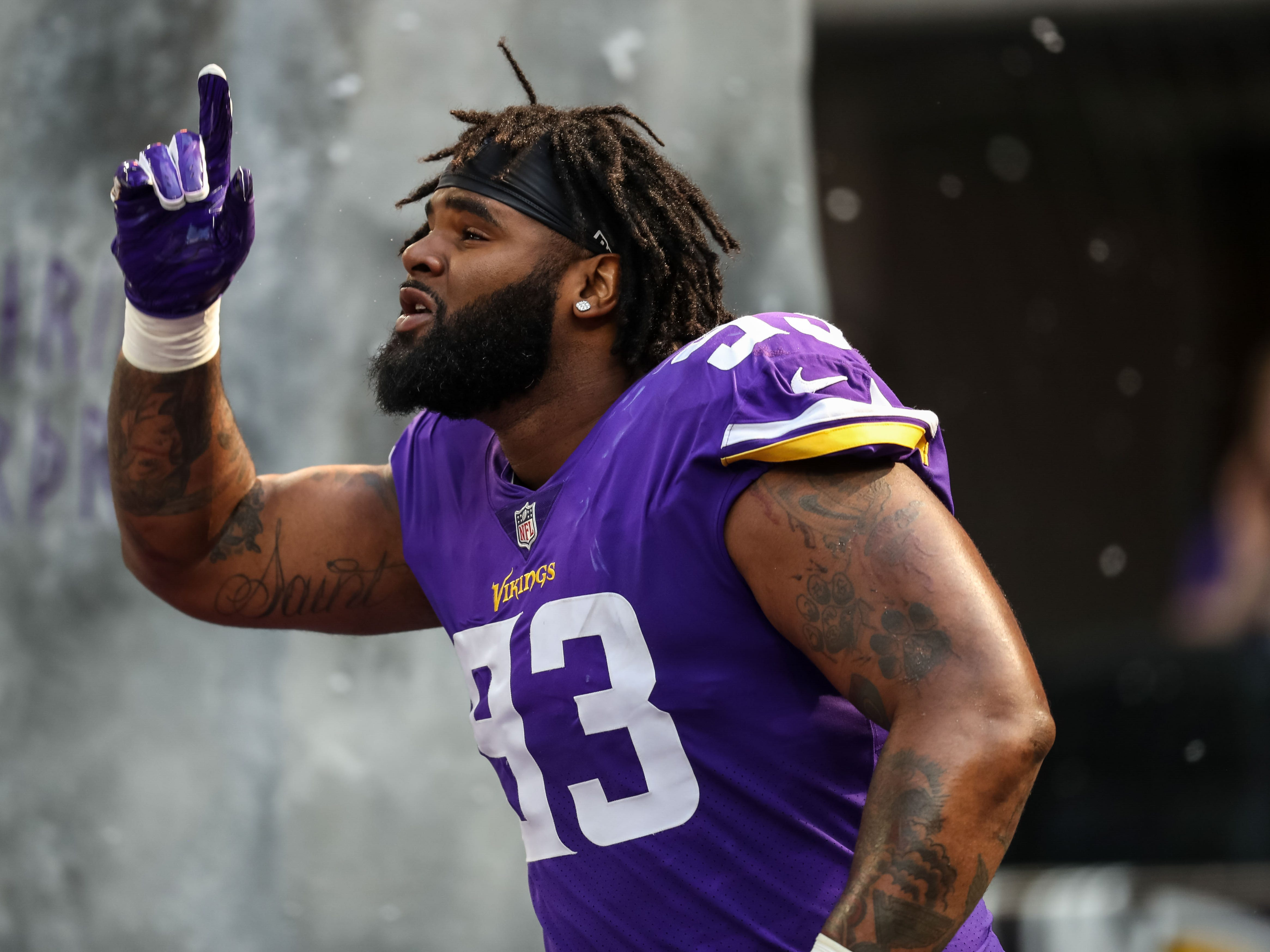 22. Sheldon Richardson, DT, Vikings: Agreed to deal with Browns